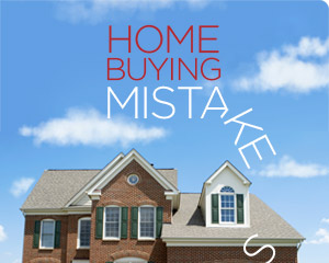 Five Mistakes You Should Avoid When Buying Homes for Sale